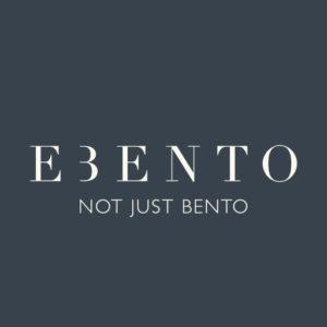 The ebento logo