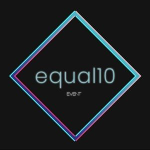 The Equal10 Event Logo
