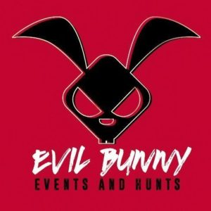 The Evil Bunny Events Logo