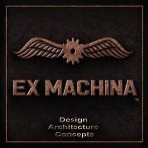 The Ex Machina Logo