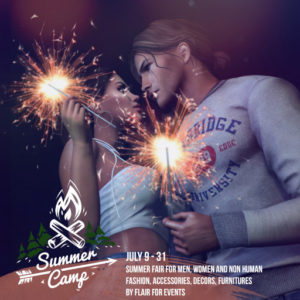 The FFE Summer Camp June 2020 Sign