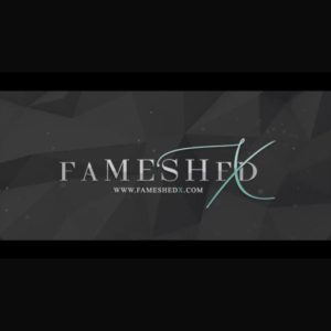 The FaMESHed X Event Logo