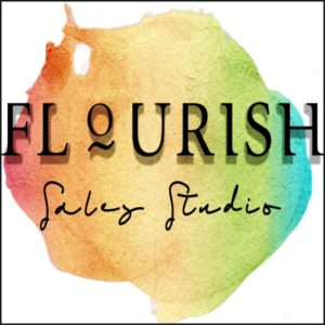 The Flourish Sales Studio Logo