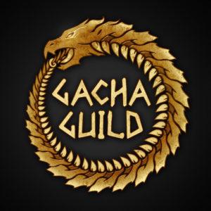 The GACHA GUILD Logo