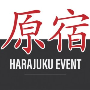The Harajuku Events Logo