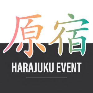 The Harajuku Event Logo