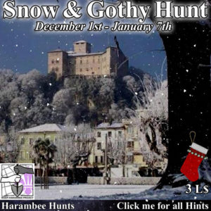 Harambee Snow and Gothy Hunt December 2020