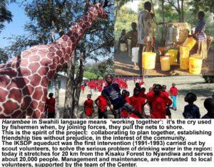IKSDP Community and water