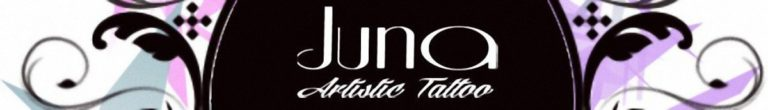 The Juna Tattoos Banner