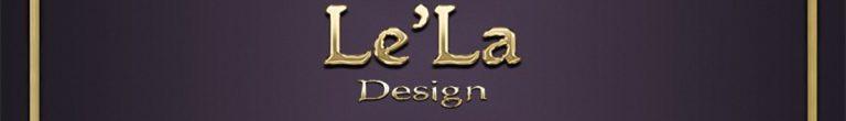 The Le' La Design Banner