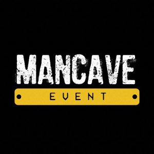The MANCAVE Event Logo