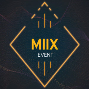 The MIIX EVENT Logo