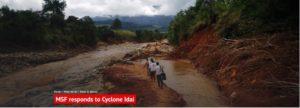 MSF Cyclone Idai