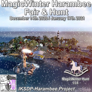 MagicWinter Harambee Charity Fair December 2020