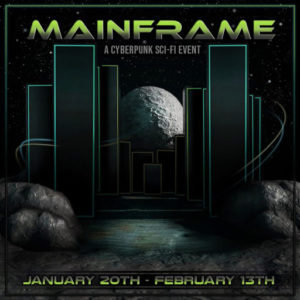 Mainframe January 2021