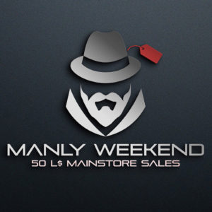 The Manly Weekend Logo