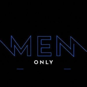 The Men Only Monthly 2019 Logo