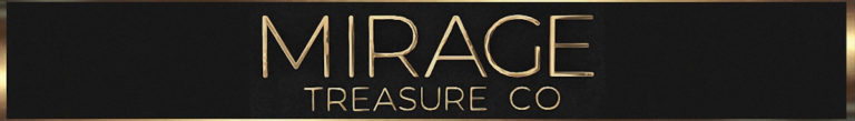 The Mirage Treasure Co Banner