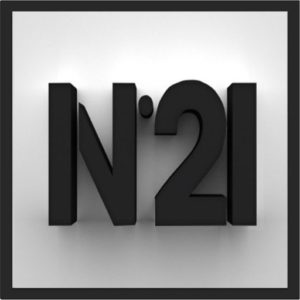 The N21 Event Logo