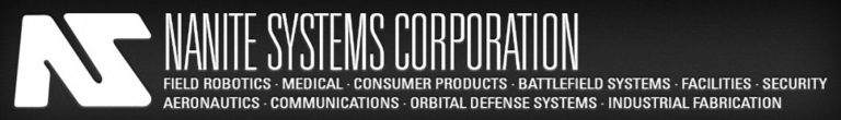 The Nanite Systems Corporation Banner