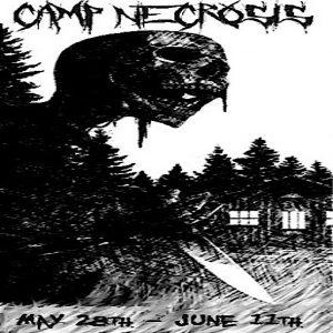 The Necrosis Camp May 2021 Sign