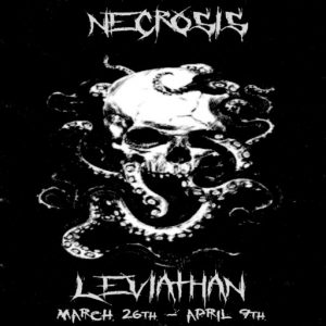 The Necrosis Leviathan March 2021 Logo