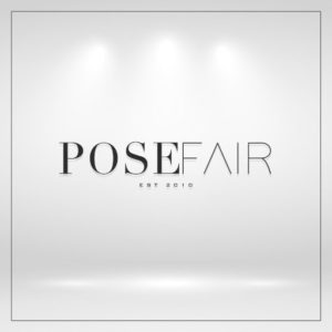 The Pose Fair Logo