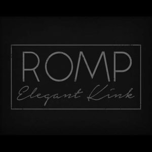 The ROMP Event Logo