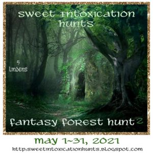 The Fantasy Forest Hunt 2 May 2021 Logo