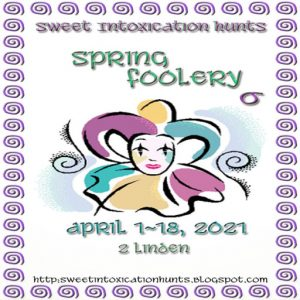 The Spring Foolery 6 Hunt April 2021 Logo
