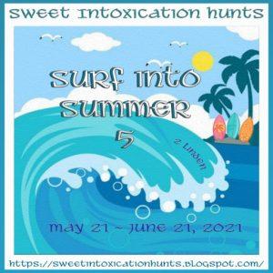 Surf into Summer 5 Hunt May June 2021
