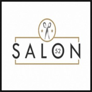 The Salon 52 Event Logo