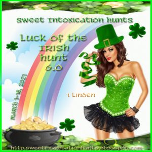 The Sweet Intoxication Hunts Luck of the Irish March 2021 Logo