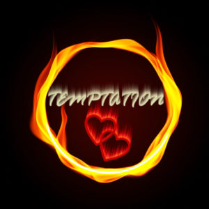 The Temptation Event Logo