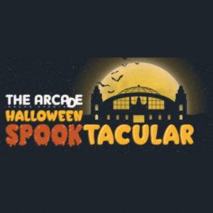 The The Arcade Halloween Spooktacular Sign