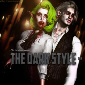 The Dark Style Event September 2021 Sign