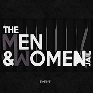 The Men & Women Jail Event Logo