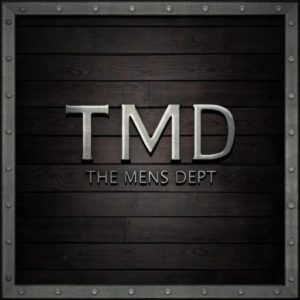 The Mens Dept Event Logo