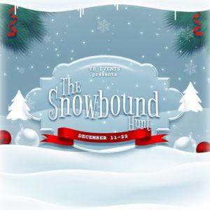 The Snowbound Hunt December 2020