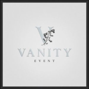 The Vanity Event Logo