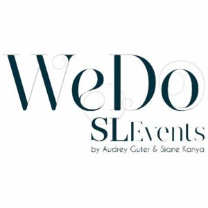 The WEDO SL Events Logo