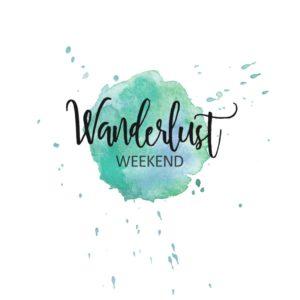The Wanderlust Weekend Logo