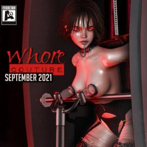 The Whore Couture Fair September 2021 Sign