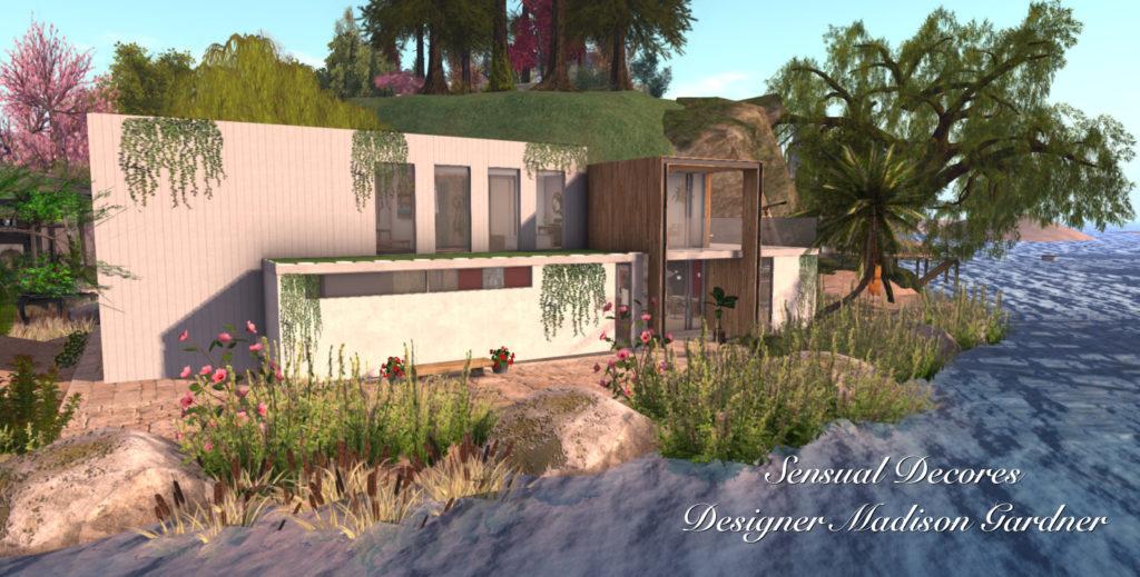 Introducing villa ferreira by diamandis homes architect Summer Diamandis at Madison Gardner of Sensual Decores