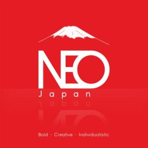 The Neo Japan Events Logo