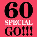 The 60 SPECIAL GO Event Logo