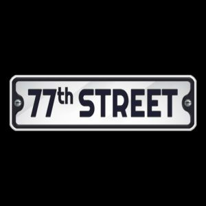 The 77th Street Event Logo