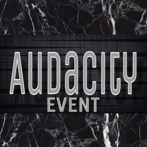 The Audacity Event Logo