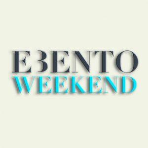 The EBENTO WEEKEND Event Logo