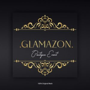 The Glamazon Boutique Event Logo